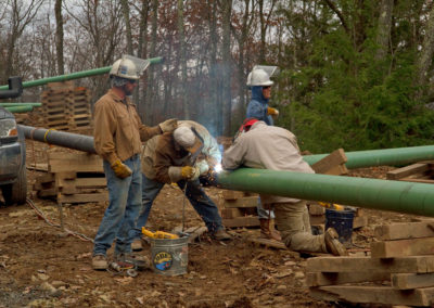 Natural Gas Construction